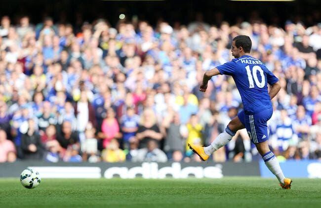 Cristiano Ronaldo, Messi, il y a encore du monde devant Hazard