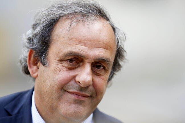 Le FPF ne dérange personne, sauf le PSG ricane Platini