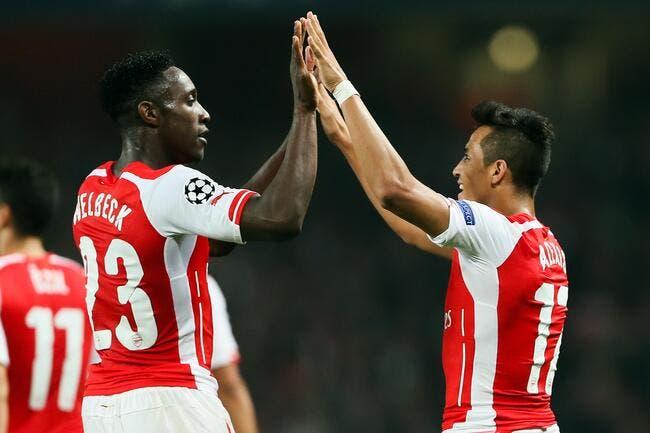 Arsenal - Hull City : 2-2