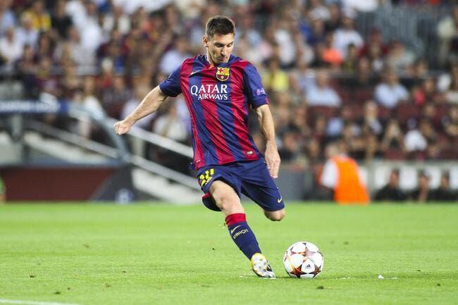FC Barcelone - Eibar : 3-0
