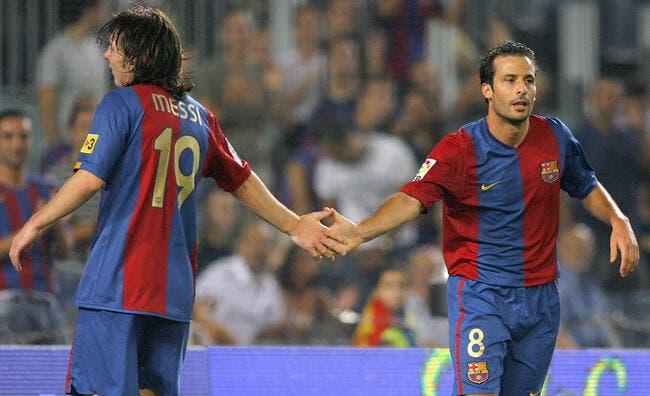Giuly l'avait prédit, Messi l'a fait...