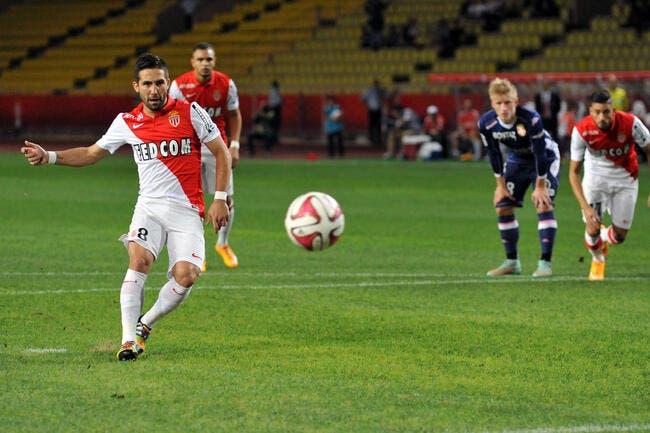 Lille surpris par Guingamp, Monaco remonte