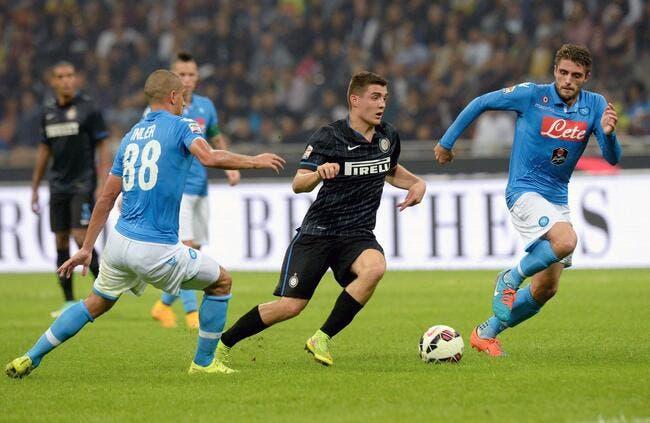 Inter Milan – Naples 2-2