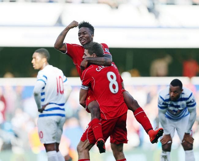 QPR - Liverpool : 2-3