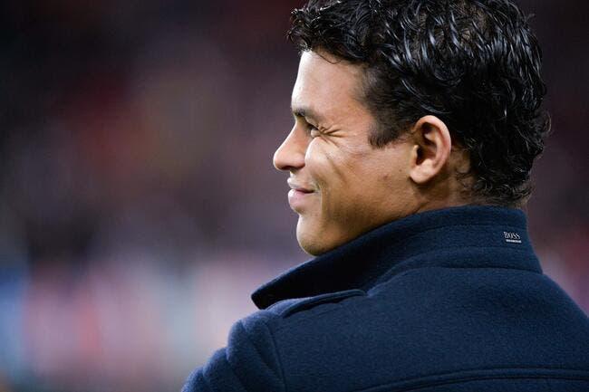 Thiago Silva flippe de se reblesser avec le PSG