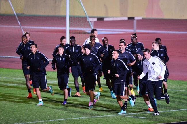 La compo probable du PSG contre l'APOEL Nicosie