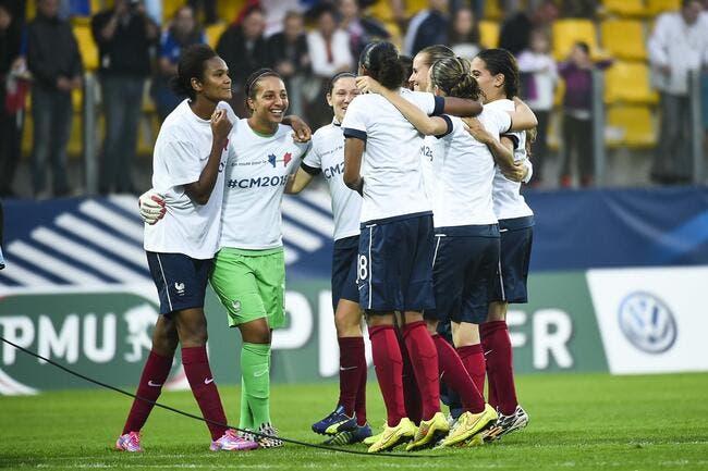 La France candidate pour le Mondial 2019 féminin