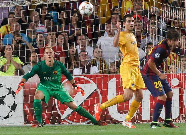 Ne pas finir APOEL face au PSG, Nicosie y croit