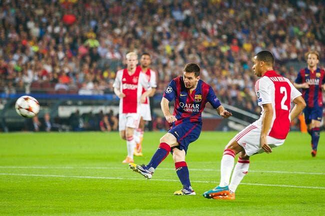 Barcelone – Ajax Amsterdam 3-1