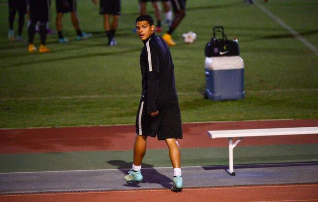 Le PSG prend trop de buts balance Thiago Silva