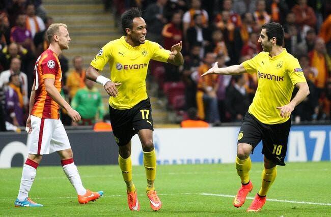 Galatasaray - Dortmund : 0-4