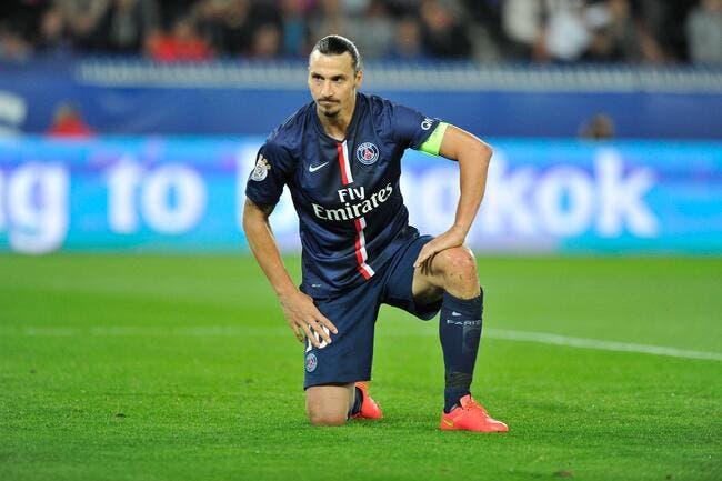 Ibrahimovic, ça s'embrouille autour de sa blessure