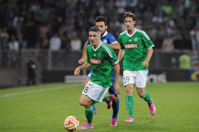 Inter-ASSE, c'est la Ligue des champions des Verts
