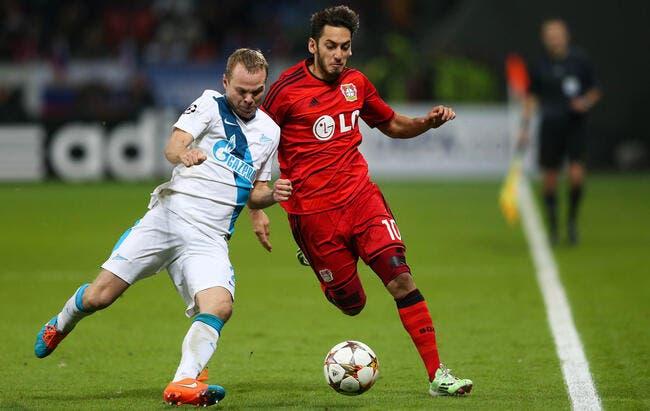 Leverkusen - Zénith St-Pétersbourg : 2-0