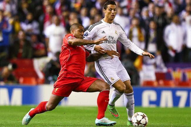 Liverpool - Real Madrid : 0-3