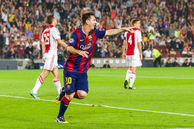 Messi préfère battre le Real Madrid plutôt que le PSG