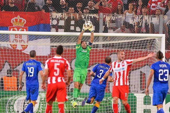 Olympiakos - Juventus : 1-0