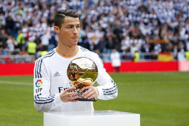 Cristiano Ronaldo n'entre pas dans le petit jeu de Platini