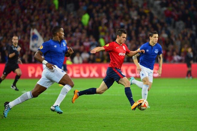 Lille « a été à la hauteur » d'Everton