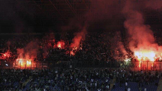 Photo : Les Verts ont bien envahi Milan