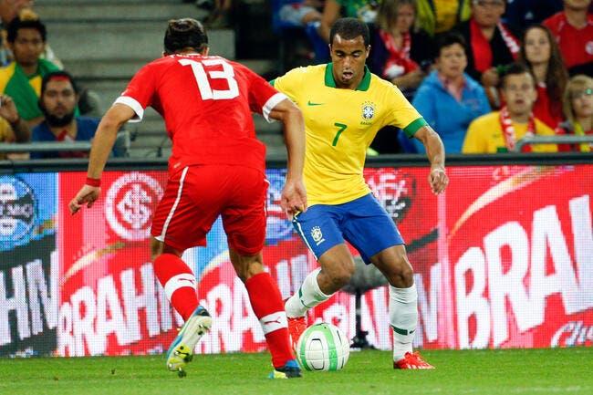 Quatre Brésiliens du PSG appelés en sélection
