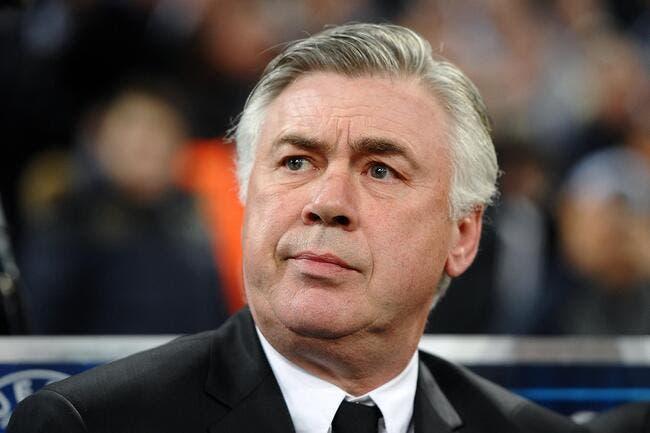 Ancelotti tacle le projet « à court terme » du PSG