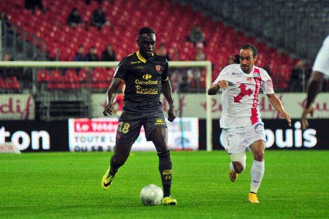 Brest remet les gaz en Ligue 2