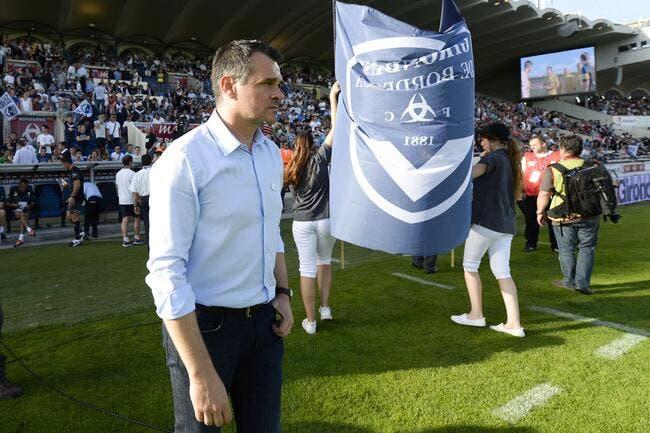 Sagnol est fait « pour marquer l'histoire des Girondins »