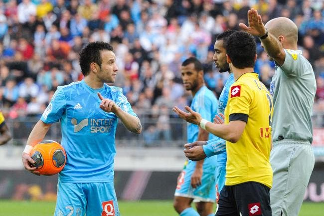 Valbuena a quitté l'OM, youpi s'exclame Payet