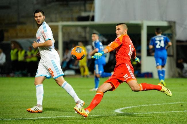 Anthony Lopes n'a pas un plan anti-Gignac avant OL-OM