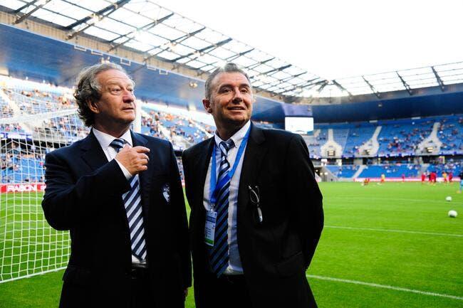 Le Havre risque de n'avoir ni Adriano, ni repreneur...