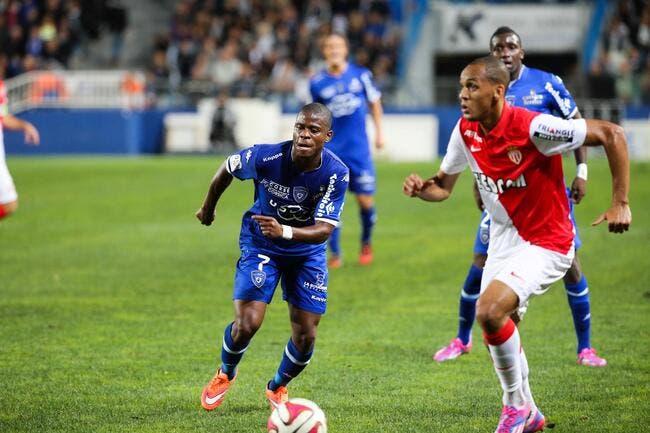 Monaco a gagné et fait une revue d'effectif en même temps