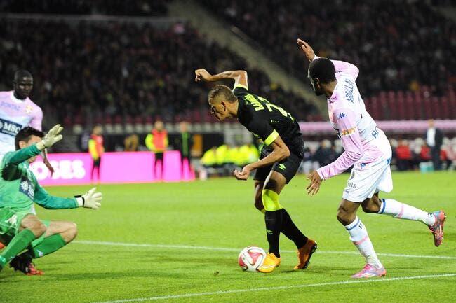 Nantes reste modeste, malgré sa 3e place en L1