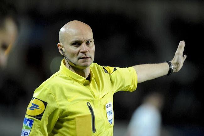 Riolo démolit déjà l'arbitre de PSG-Bordeaux