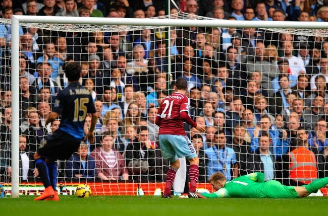 West Ham - Man City : 2-1