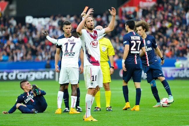 L'arbitre de PSG-Bordeaux s'explique et se trouve bon