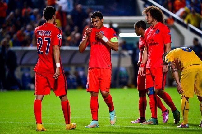 Luis Fernandez croit en un duo d'enfer et de fer pour le PSG