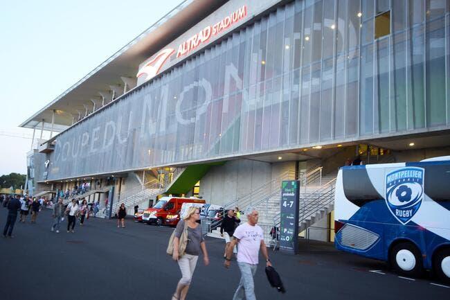 Montpellier jouera bien dans le stade local de rugby