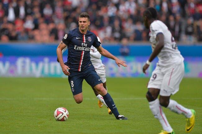 Sagnol aurait expulsé Motta à PSG-Bordeaux