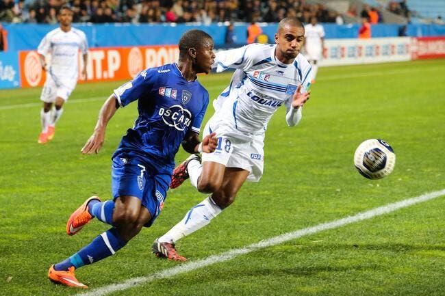 Bastia - Auxerre : 3-1