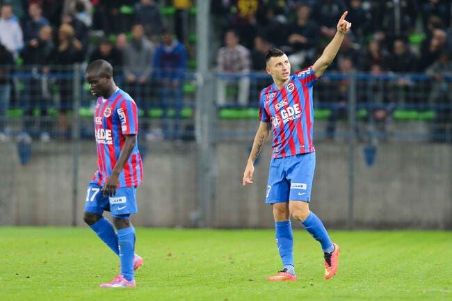 Caen - Clermont : 4-3 (ap)