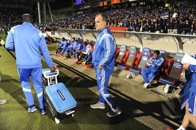 «Monsieur Bielsa» a fait de l'OM l'équipe «la plus impressionnante»