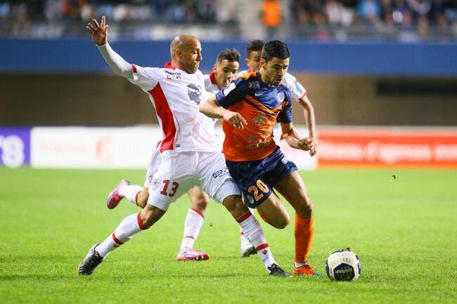 Montpellier - AC Ajaccio : 0-1