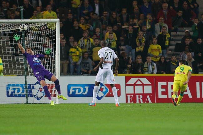 Nantes - Laval : 4-0