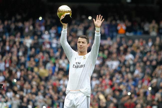Cristiano Ronaldo Ballon d'Or, et on ne discute pas prévient Ancelotti