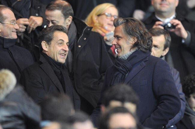OM, OL ou PSG champion ? Sarkozy tape en touche