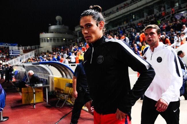 Cavani revient sur son coup de gueule au PSG