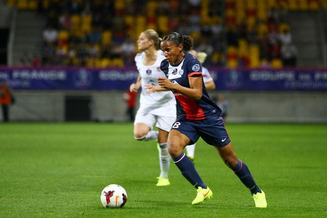 L'OL-PSG féminin va déjà battre un record