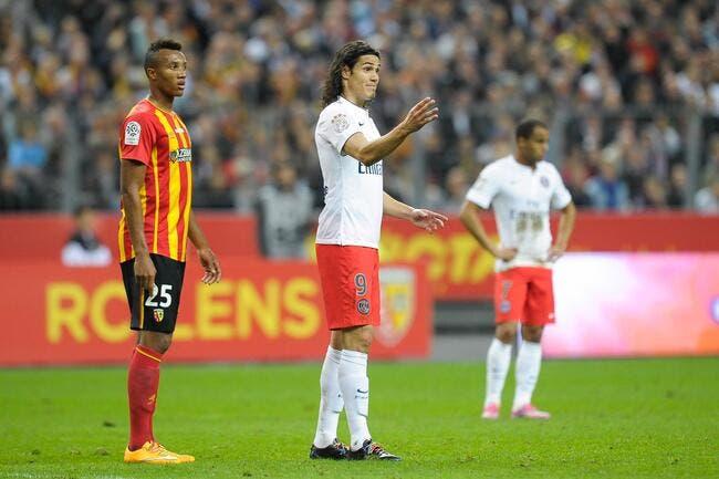 Cavani insiste pour jouer dans l'axe avec Ibrahimovic