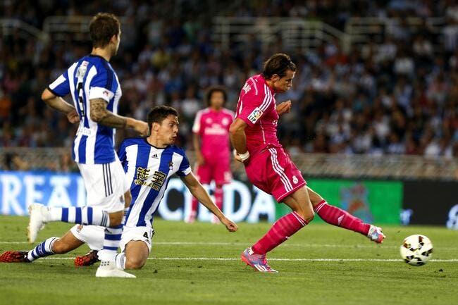 Ancelotti sort son fouet avec le Real Madrid